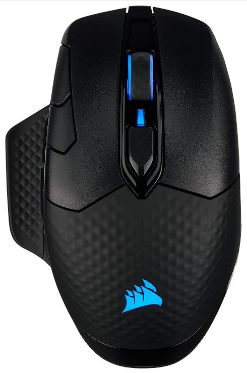 Mouse gaming Corsair Dark Core RGB PRO wireless
