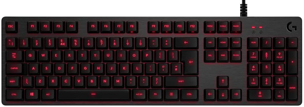 Logitech G413 Tastiera da Gaming Meccanica