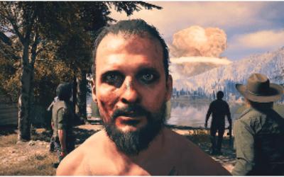 Il videogioco comincia con un breve filmato introduttivo