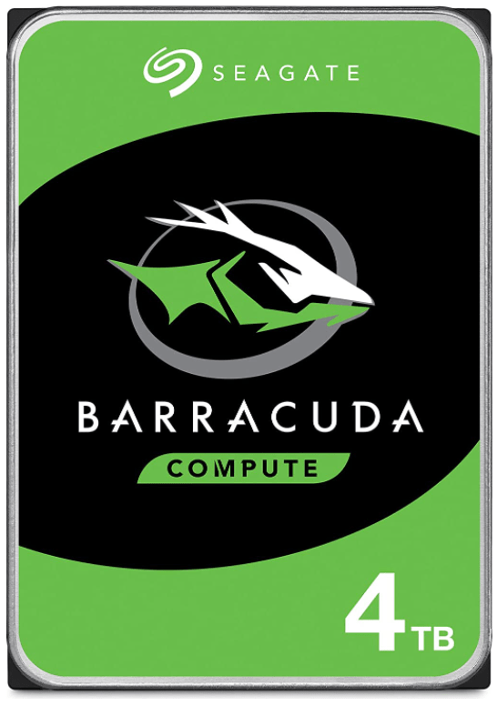 Seagate Barracuda  HDD ST4000DM004
