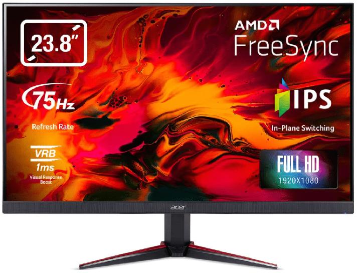Acer Nitro VG240 Monitor Gaming