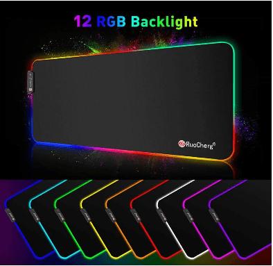 RGB Tappetino Gaming
