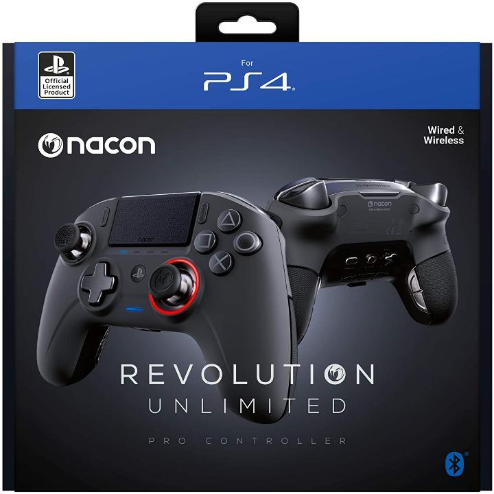 Nacon - Revolution Unlimited Pro miglior Controller PS 4
