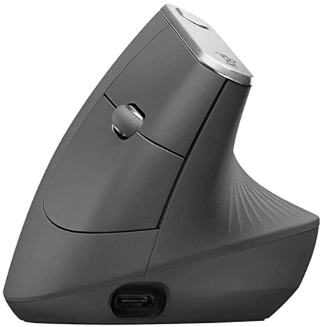 Logitech MX Mouse gaming Verticale Wireless