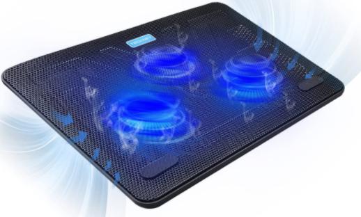 TECKNET Base Raffreddamento Laptop