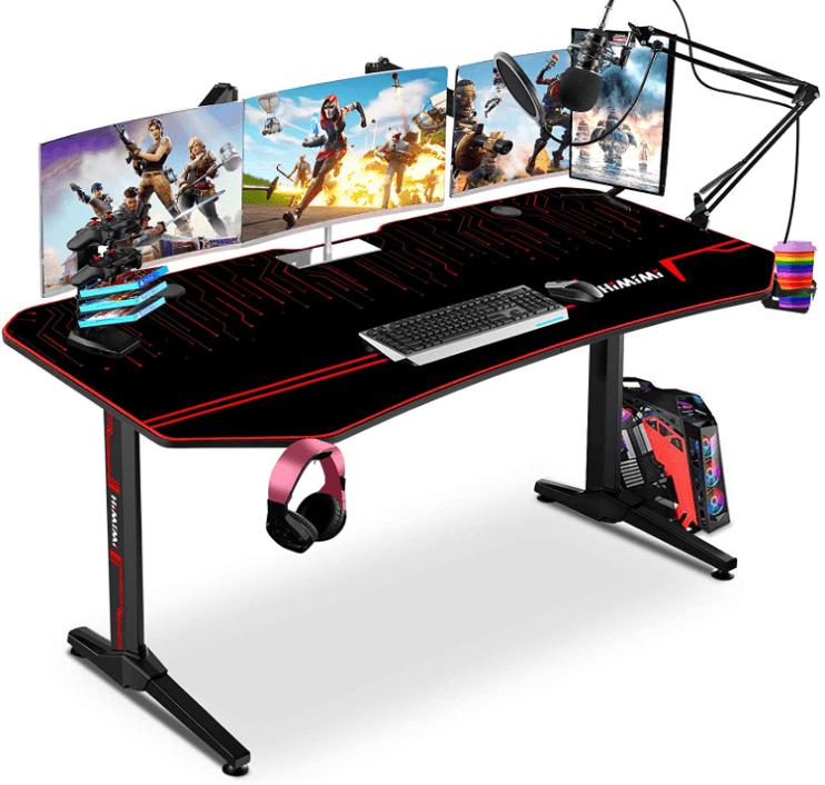 Himimi 160CM Gaming Desk
