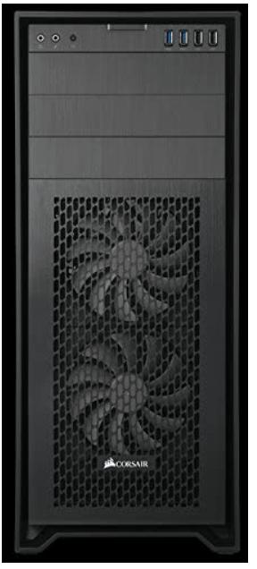 Corsair Obsidian Series 750D Airflow Edition