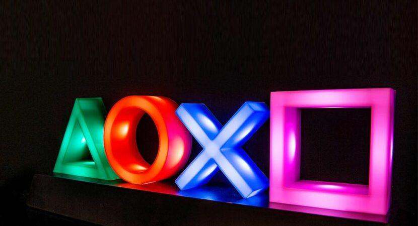 Paladone PP4140PS Lampada Playstation