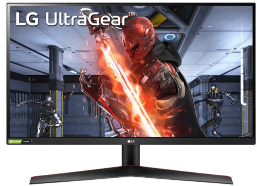 """LG 27GL850 UltraGear 27"""" Monitor per PS5"""