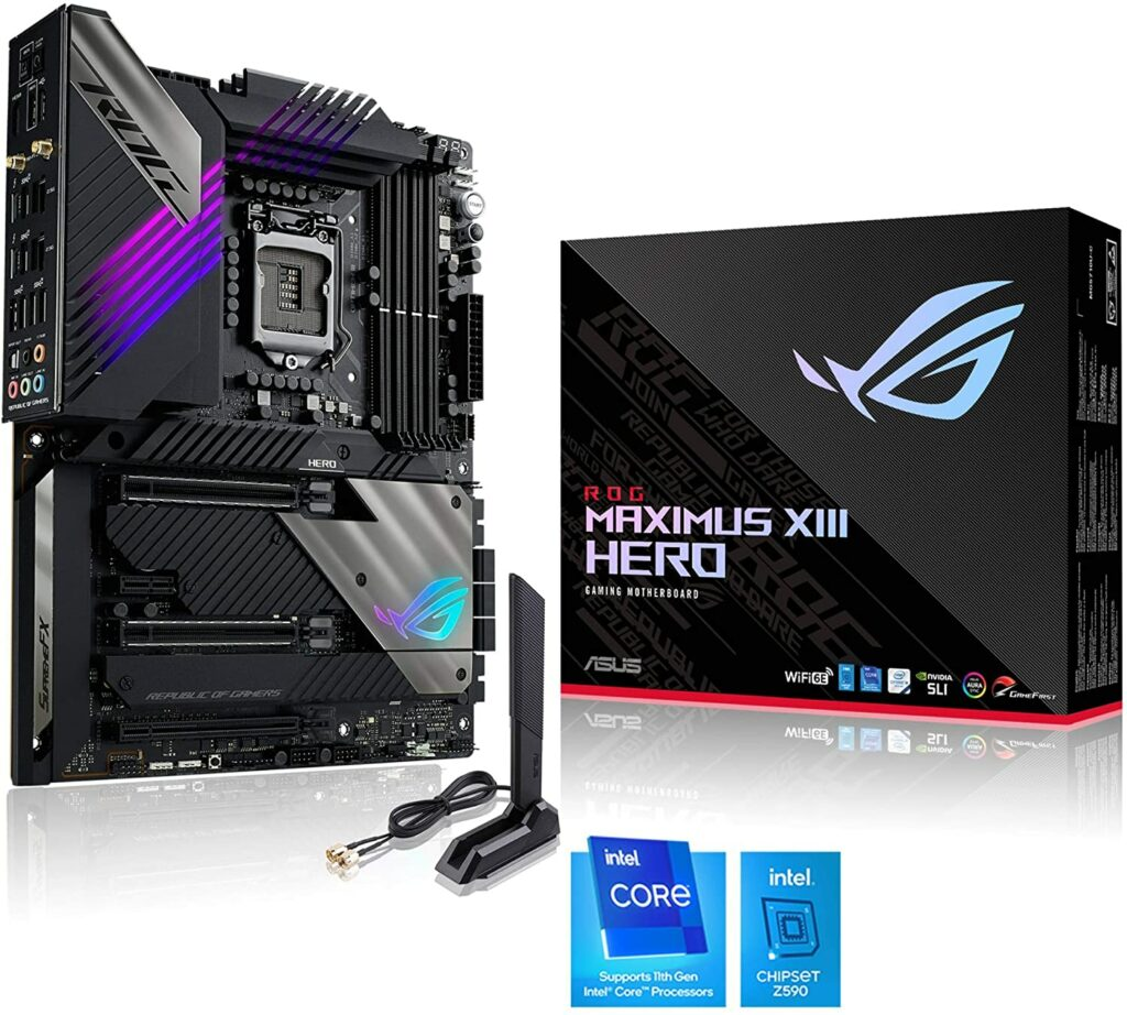 Asus RogMaximus XII Hero schede madre