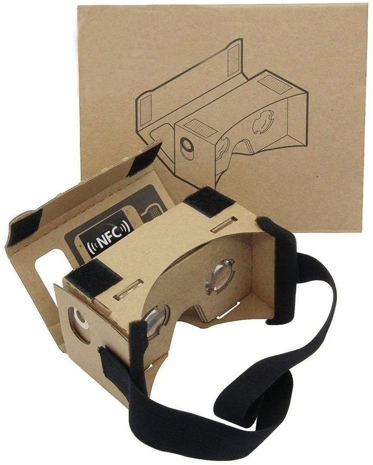 Cardboard V2-CCB-Kraft VR