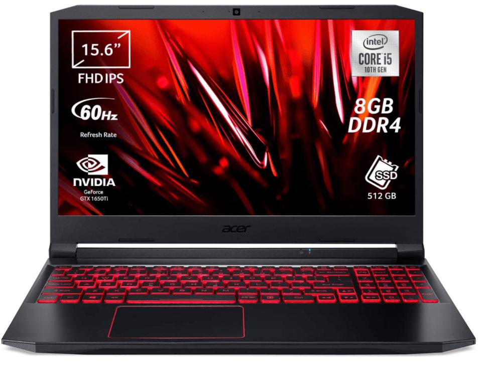 Acer Nitro 5 AN515-55-53PX