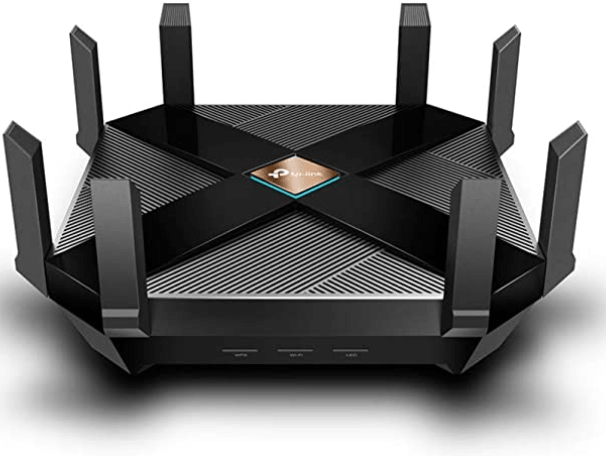 TP-Link Wi-Fi 6 Router gaming Archer AX6000