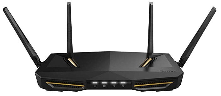 Zyxel Armor Z2 AC2600 MU-MIMO Wireless Cable Router per Gaming